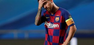 Post de  Messi ataca a Bartomeu por Luis Suárez: