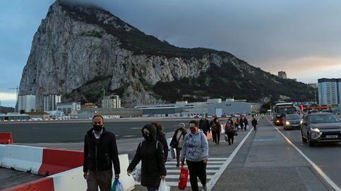 La nueva variante dispara la tensión con Gibraltar con el Brexit sin resolver