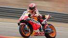 Las flores a Marc Márquez en MotoGP en su fin de semana más importante del año