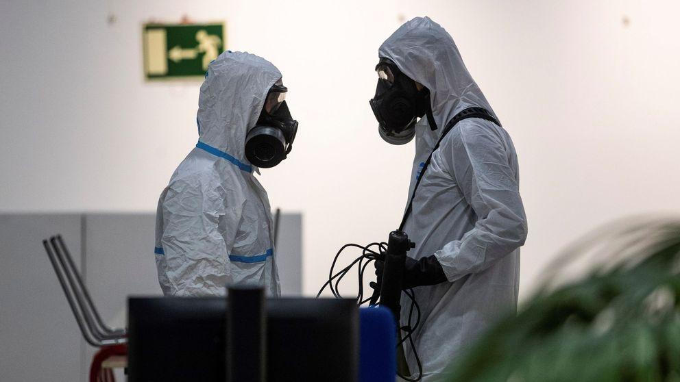 Sanidad registra 11.016 contagios nuevos de coronavirus y 177 fallecidos