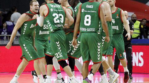 El Baskonia vuelve a atormentar al Real Madrid en la Euroliga