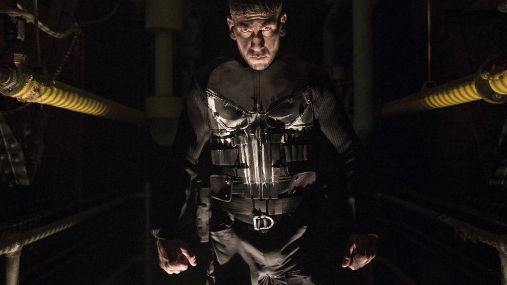 'The Punisher' el nuevo héroe de Netflix: sin hostias no hay diversión