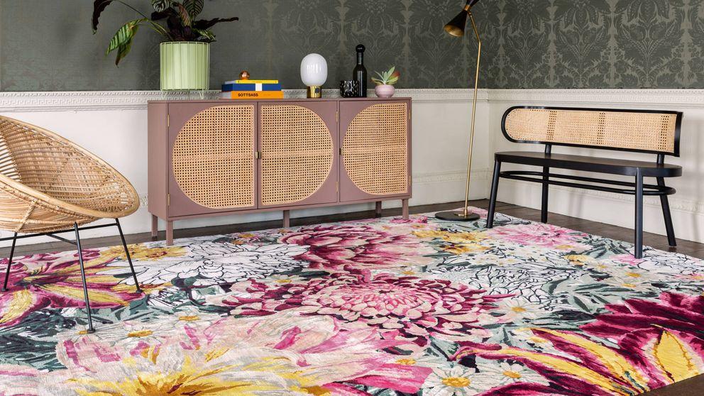 Las alfombras que pisan los famosos (en casa): sigue la pista de la decoración 'celeb'