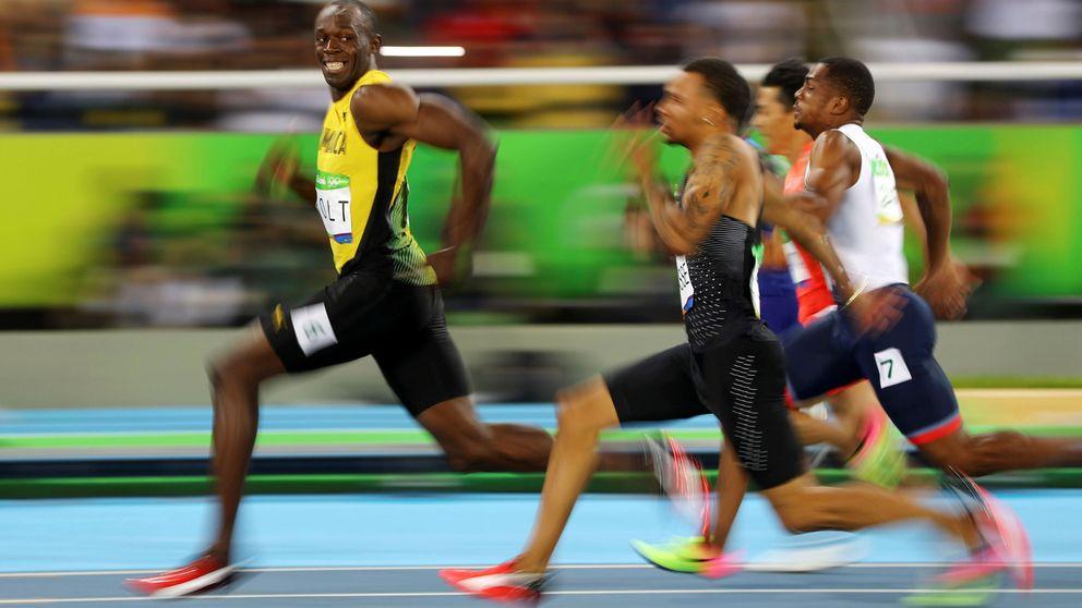 Bolt, Phelps... diez hombres que hicieron de 2016 un año para no olvidar