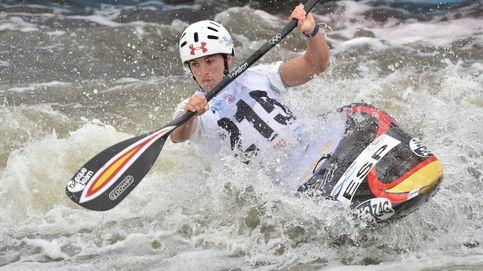 Maialen Chourraut amarra el pase a semifinales en la segunda bajada