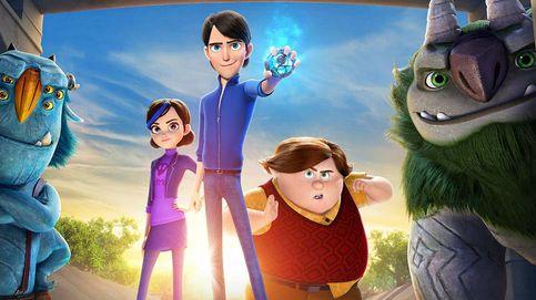 'Trollhunters', serie de animación dirigida por Guillermo del Toro