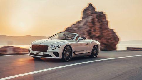 Bentley Continental GT Convertible, un superdeportivo descapotable para cuatro