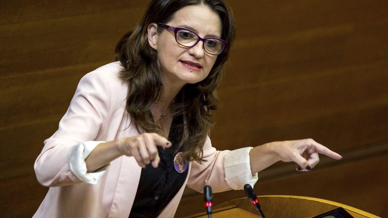 Mónica Oltra. (EFE)