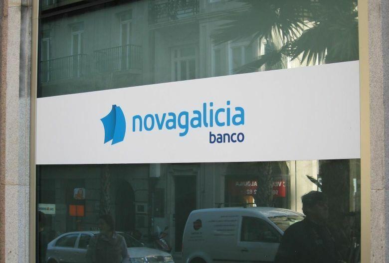 Oficina De Novagalicia Banco