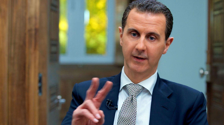 Bashar al-Assad. (Reuters)