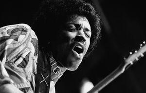 La noche en la que Jimi Hendrix volvió negros a cuatro blancos