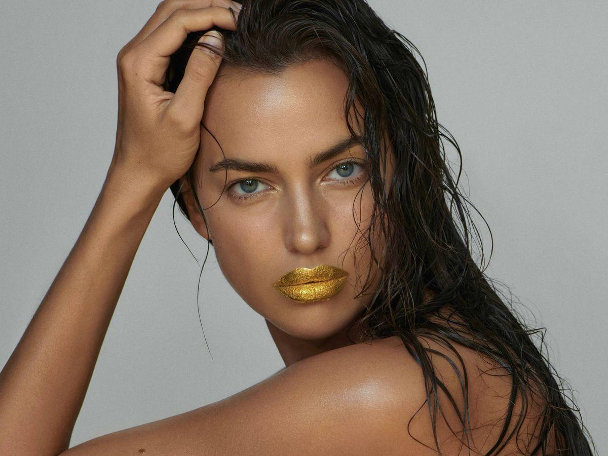Foto: Presume de labios a lo Irina Shayk. (Cortesía de Mimi Luzon).