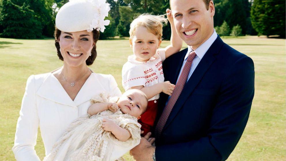 Las fotografías oficiales del bautizo de la princesa Charlotte realizadas por Mario Testino