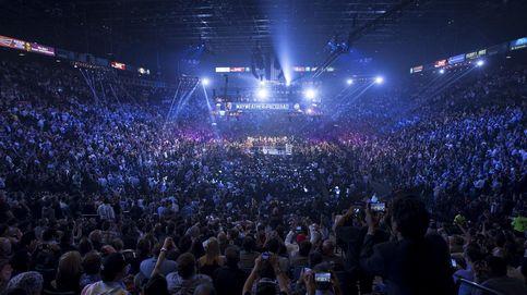 Casinos y boxeo, el binomio perfecto llega a España en Torrelodones