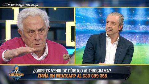 Un espectador de 'El Chiringuito', a Josep: No dais una noticia importante, aburrís