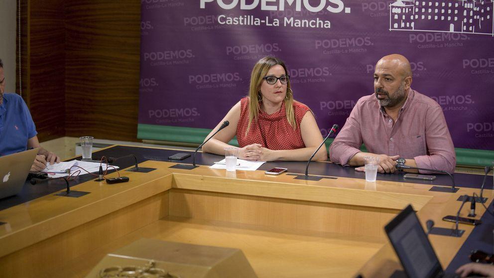 Los afiliados de Podemos apoyan el pacto de gobierno en C-LM con el 78% de votos