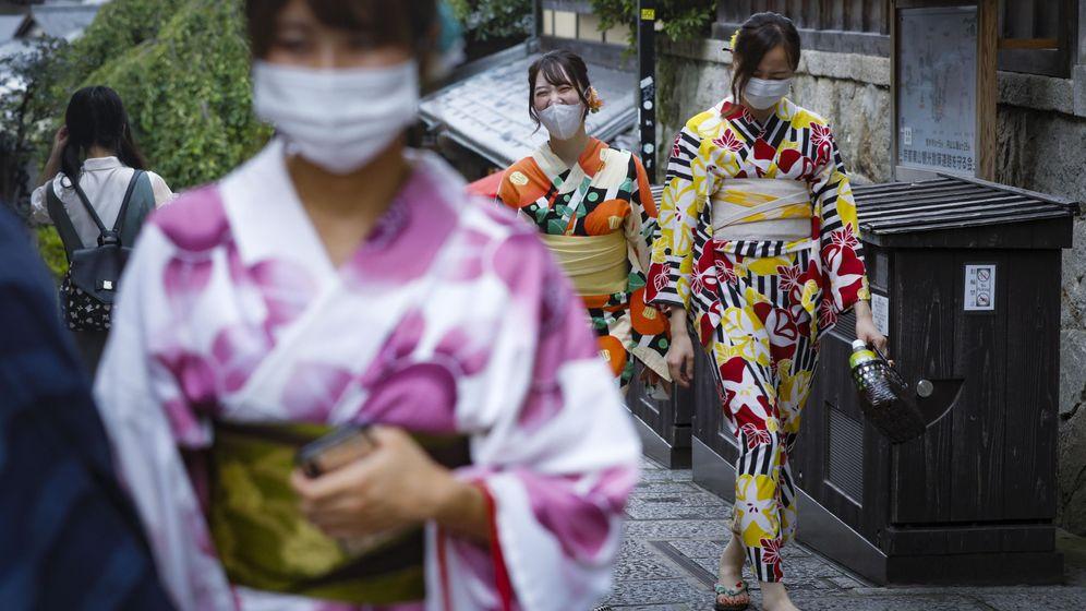 Foto: Templo Kiyomizudera en Kyoto (EFE)