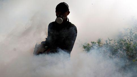 Campaña contra el dengue en Tailandia