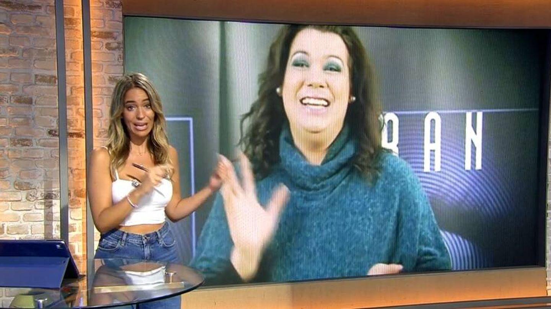 Desiré, en 'Viva la vida'. (Telecinco).