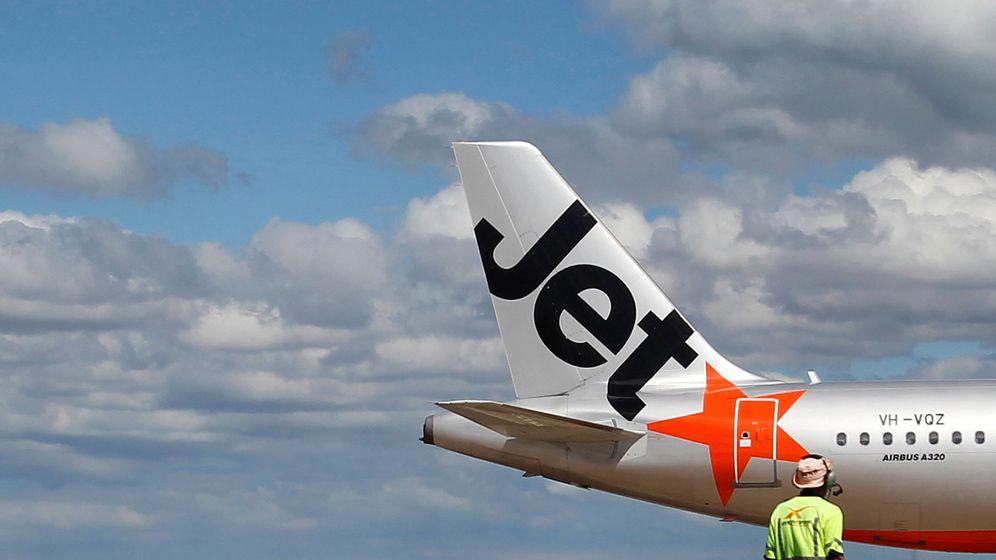 Foto: Imagen de archivo de un avión de la compañía Jetstar. (Reuters)