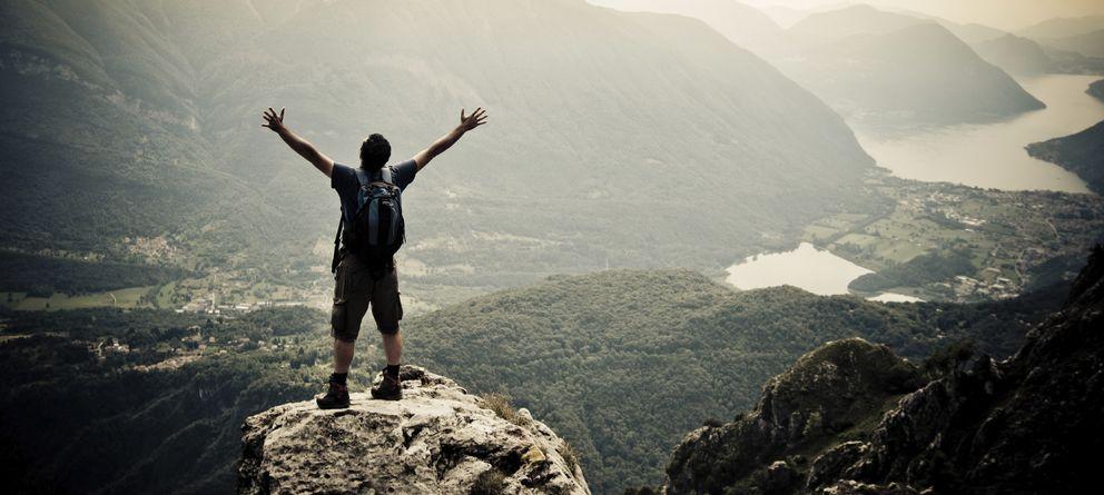 Foto: Hay quien piensa que con fuerza de voluntad se nace, pero no es verdad: se puede trabajar. (iStock)