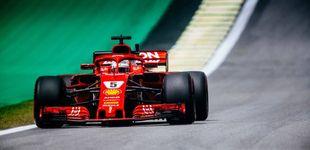 Post de El cachondo mensaje de Vettel a su equipo por un problema entre las piernas