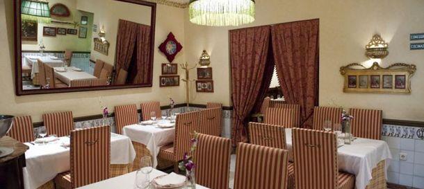 Foto:  La Taberna del Alabardero, un clásico con buen gusto