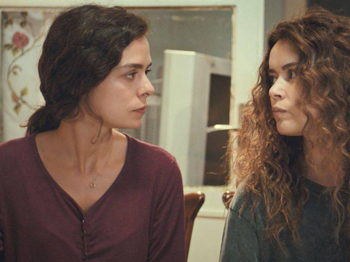 Foto: Bahar y Sirin, personajes protagonistas de 'Mujer'. (Atresmedia)