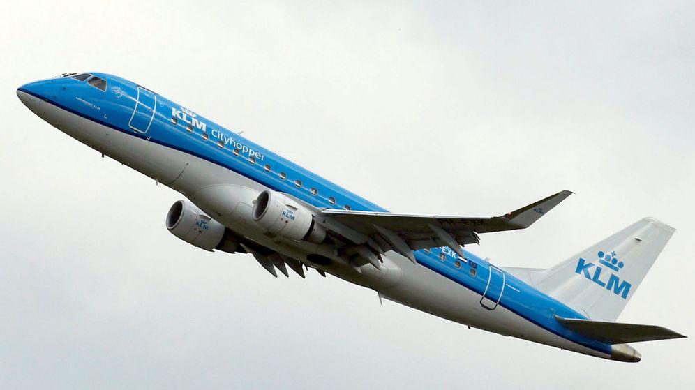 Foto: La política de KLM respecto a los bebés ha provocado una enorme polémica (Reuters/Regis Duvignau)