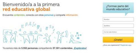 Foto: Tiching: una red global para compartir material educativo