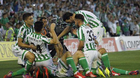 El Betis de Pepe Mel y Rubén Castro vuelve a Primera por la puerta grande