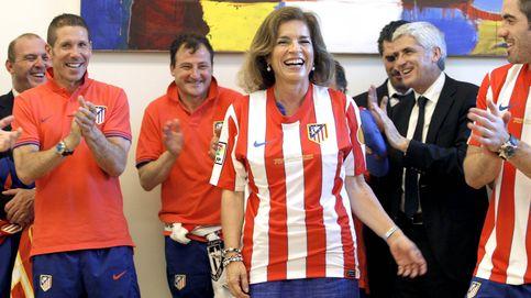 Ana Botella, la única que puso en su sitio (Bilbao y no Madrid) a Villar