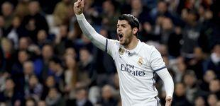 Post de El indulto que pide Morata al Atlético de Madrid