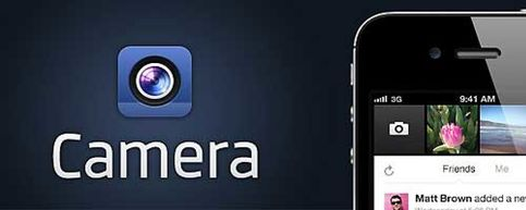 Facebook lanza Facebook Camera, el clon de Instagram