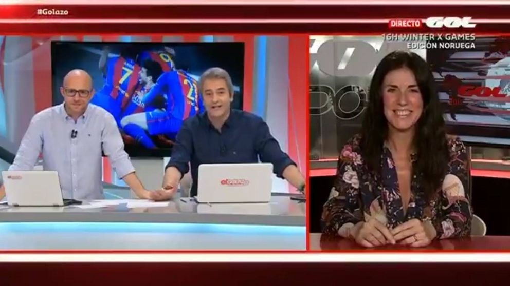 Cristina Cubero 'apuñala' a Pedrerol al fichar por el programa de Lama en Gol