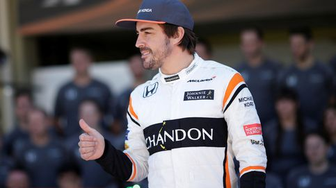 McLaren quiere retener de por vida a Fernando Alonso
