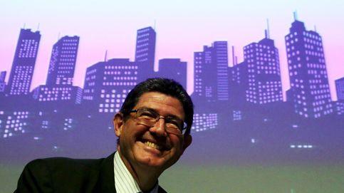 Alierta, Botín y Galán se ven con el capo económico de Brasil en plena recesión
