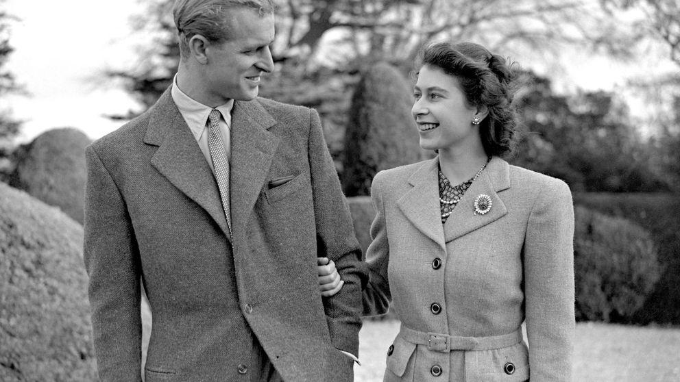 Así han sido los 70 años del duque de Edimburgo al servicio de Su Majestad