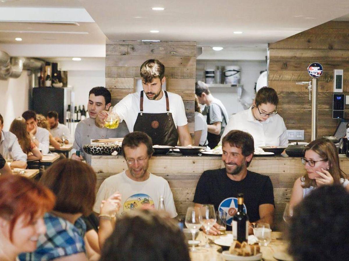 Foto: Restaurante de Ferran Cerro. (Foto: César Cid)