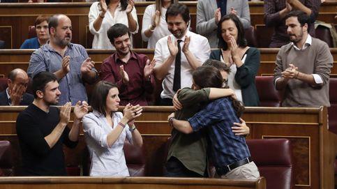 Iglesias arranca la campaña para ganar la  'nueva España' con la calle de su lado