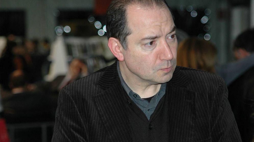 Foto: Fotografía de archivo del periodista Vicent Sanchis. (Josep Renalias, Wikipedia)