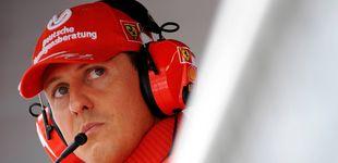 Post de Michael Schumacher y las carreras de Fórmula 1 que ve por televisión