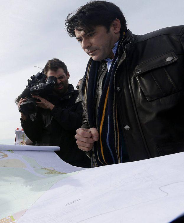 Foto: David Pérez en una foto de archivo. (EFE)