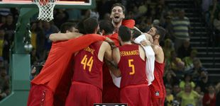 Post de La España de Pau Gasol se despide con una victoria por la puerta grande