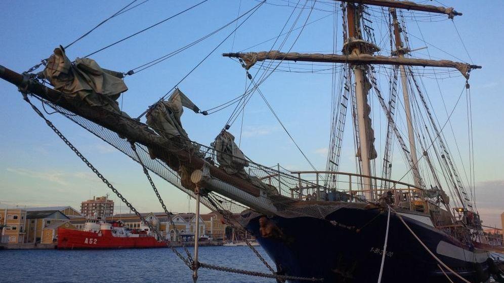 Foto: Para enseñar ciencias del mar es necesario navegar