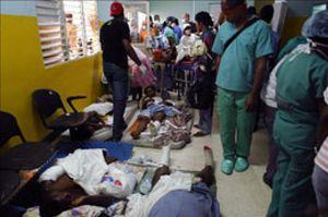 República Dominicana y Haití, más cerca tras la catástrofe