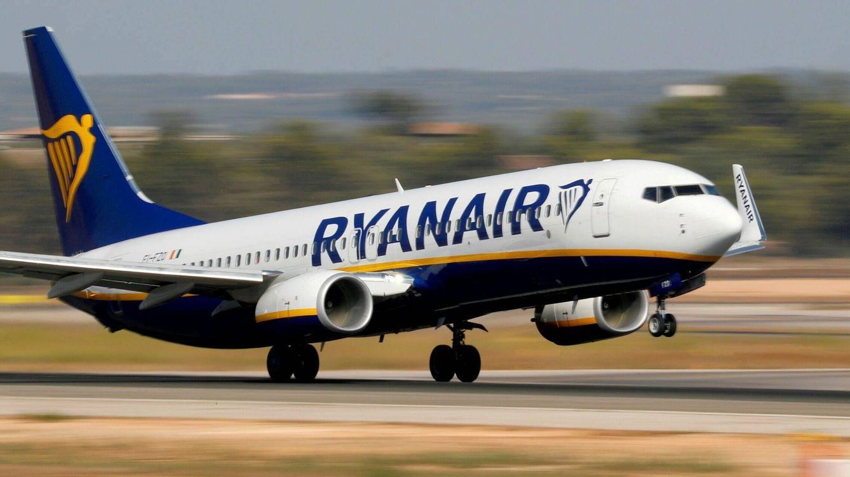 Foto: Imagen de archivo de un avión de Ryanair. (Reuters)