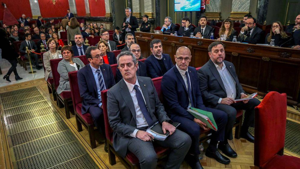 El Supremo condena entre 13 y 9 años de cárcel a Junqueras y al resto de presos