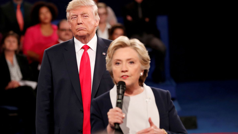 Donald Trump y Hillary Clinton. (Reuters)