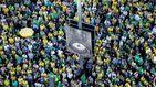 Bolsonaro recibe un espaldarazo de los suyos en plena tensión de su Gobierno